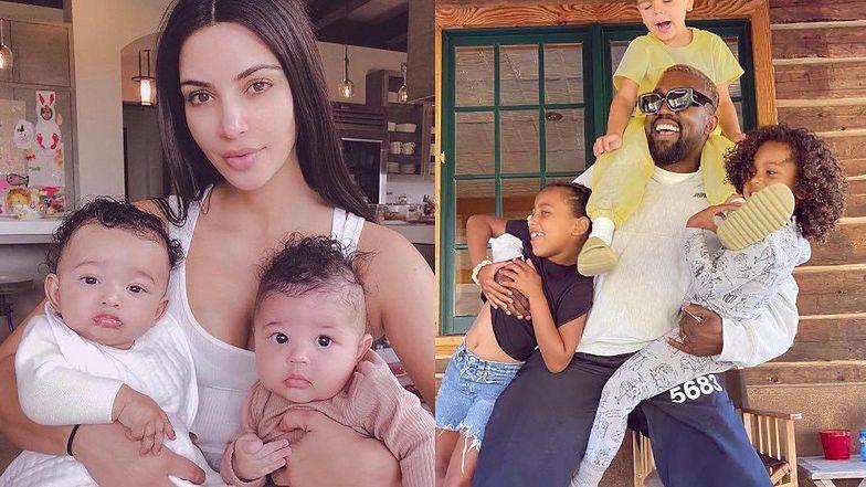 """Kim Kardashian NIE ODBIERZE Kanye Westowi praw rodzicielskich? """"Wie, że jest wspaniałym ojcem"""""""