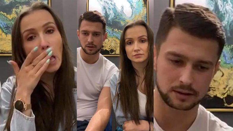 """Zapłakana Sylwia i opanowany Mikołaj z """"Love Island"""" przyznają się do korzystania z pomocy terapeuty: """"BARDZO SIĘ KŁÓCILIŚMY"""""""