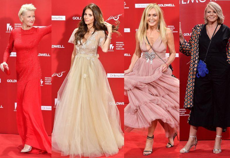 Gwiazdy na finałowej gali Festiwalu Filmowego w Gdyni