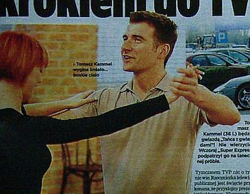 Kammel zatańczy...w TVN!
