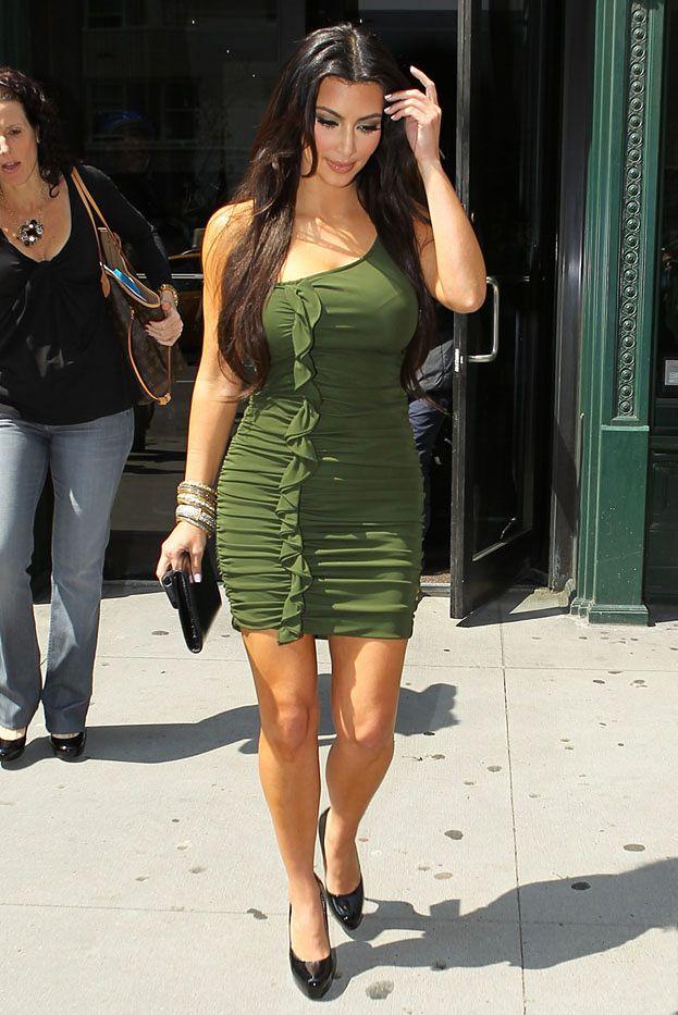 Były mąż BIŁ i MALTRETOWAŁ Kim Kardashian!