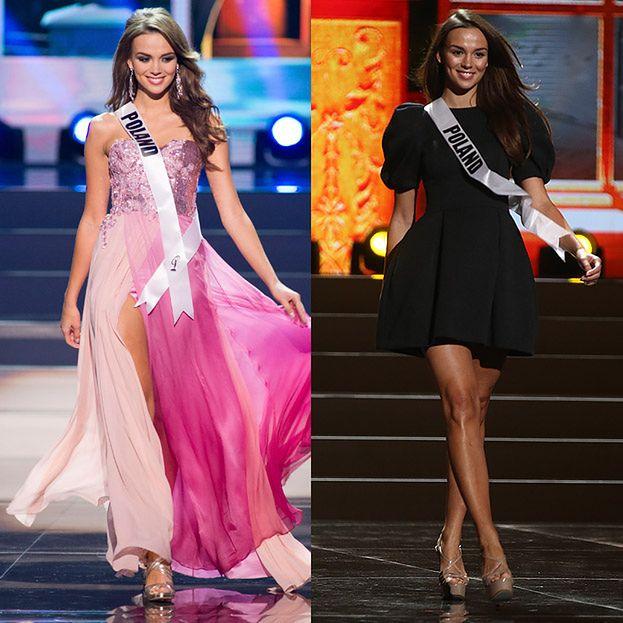 Krupińska na próbie Miss Universe!