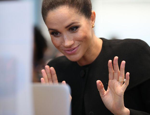 Meghan Markle nie powiadomi Harry'ego jako pierwszego o narodzinach ich dziecka? Wszystkiemu winny... protokół