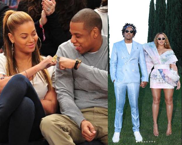 Beyonce i Jay-Z ocieplają wizerunek słodką sesją zdjęciową. Kryzys zażegnany?