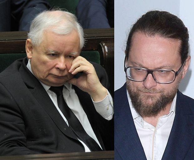 """Mąż Agaty Passent o Kaczyńskim: """"Prezesik na drabince, KRASNAL NACZELNY! GARDZĘ NIM i nic na to nie poradzę!"""""""