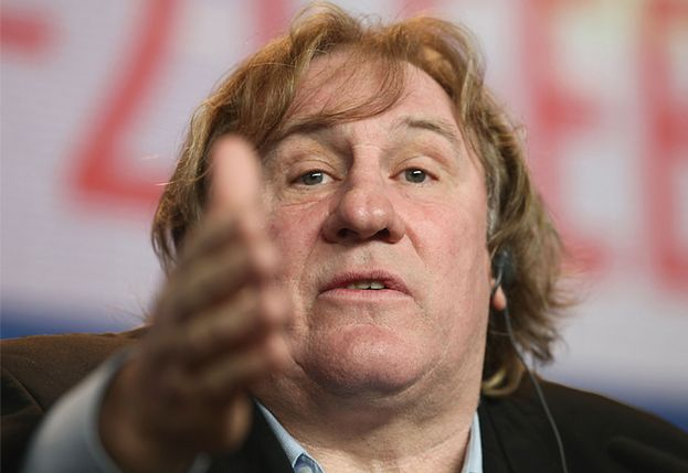 Młoda francuska aktorka oskarżyła Gerarda Depardieu o gwałt!
