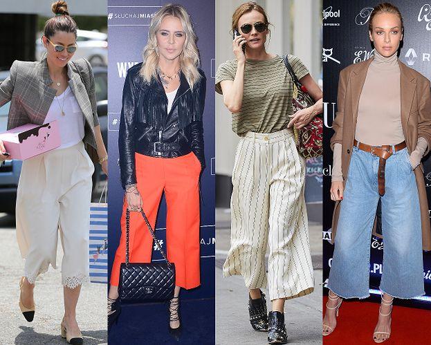 Gwiazdy noszą przykrótkie spodnie