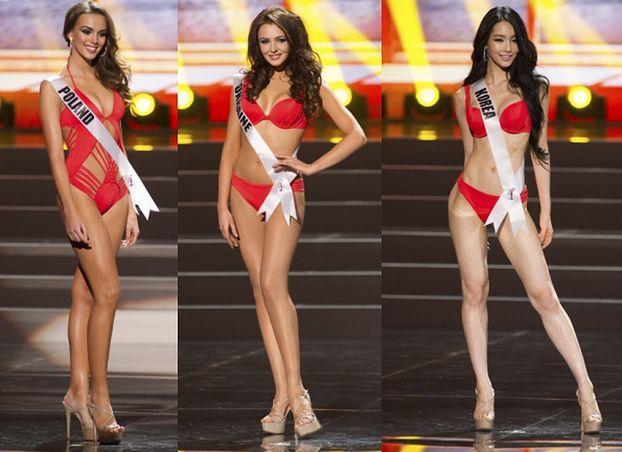 Kandydatki do Miss Universe w STROJACH KĄPIELOWYCH!