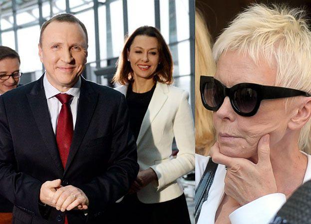 Ewa Błaszczyk podpadła Kurskiemu? Jej program dostała Anna Popek...