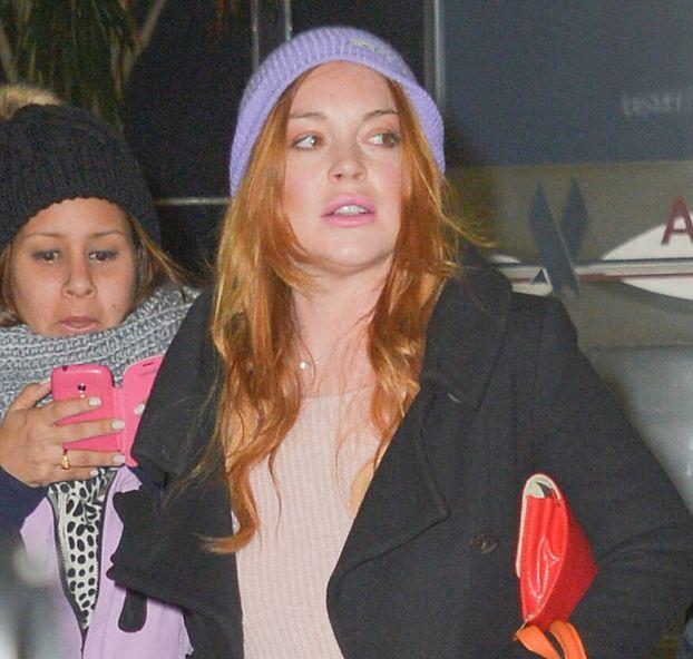 Lindsay Lohan zarażona GROŹNYM WIRUSEM! Trafiła do szpitala!