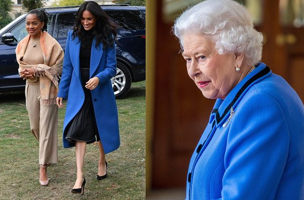 """Królowa Elżbieta zaprosi matkę Meghan na święta? """"Rodzina Middletonów nigdy nie dostąpiła tego zaszczytu"""""""
