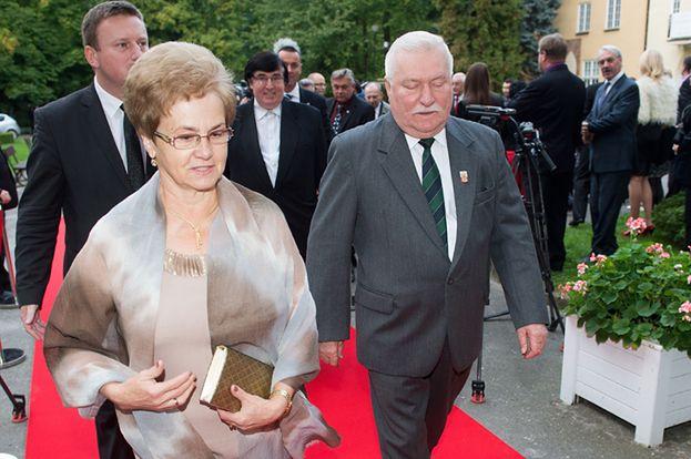 """Danuta Wałęsa: """"Mąż nie liczy się z moim zdaniem! JEST ROZGORYCZONY"""""""