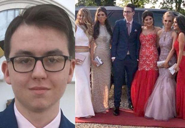 """Nastolatek z autyzmem został zabrany na szkolny bal przez pięć koleżanek! """"Był zszokowany"""""""
