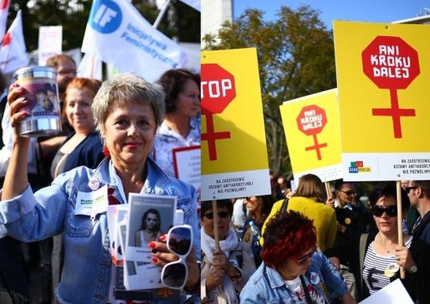 """""""The Guardian"""" pisze o proteście aborcyjnym pod Sejmem! """"NIE MA JUŻ LEGALNYCH ABORCJI W POLSCE"""""""