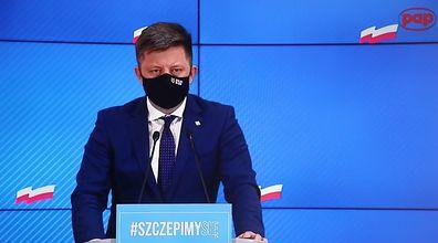"""Dworczyk ogłosił zmiany w szczepieniach na COVID-19. """"Zawsze jest pewne ale"""""""