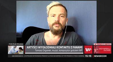 Tomasz Organek o najbliższych planach. Nowa płyta to nie wszystko