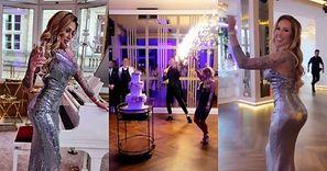 Beztroska Sylwia Peretti świętuje 40. urodziny na hucznej imprezie z TŁUMEM GOŚCI (ZDJĘCIA)