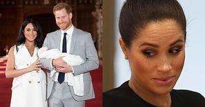 """Rodzina królewska celebruje drugie urodziny syna Meghan i Harry'ego, a fani drwią: """"A NOWSZYCH ZDJĘĆ BRAK"""""""