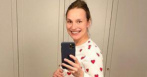 """Anna Starmach pokazuje brzuch kilka dni po porodzie: """"Przyjdzie czas na to, żeby BYŁO PŁASKO"""""""