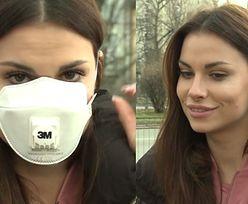 """Miss Polonia zapewnia: """"Smog nie musi być przeszkodą w bieganiu czy spacerach"""""""