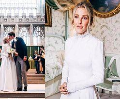 """Ellie Goulding pokazała zdjęcia ze ślubu. """"Poślubiłam miłość mojego życia"""""""