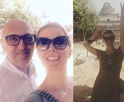 Młynkowa spędza miesiąc miodowy w Meksyku! (ZDJĘCIA)