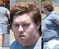 Syn Arnolda Schwarzeneggera zmaga się z poważną otyłością (ZDJĘCIA)