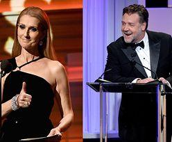 """Celine Dion i Russell Crowe SĄ PARĄ?! """"Spotykają się po kryjomu"""""""