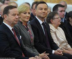 """Andrzej Duda: """"Kocham żonę. Odprowadzam za nią składki ZUS"""""""