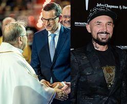 """Patryk Vega ciepło o premierze Morawieckim: """"Można o nim powiedzieć wiele, ale na pewno nie to, że jest samodzielny"""""""