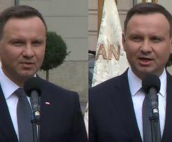 """Duda: """"Polacy należą do najciężej pracujących w Europie"""""""