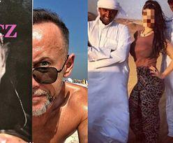 """Nergal krytycznie o Dubaju: """"To miejsce NIE JEST INSPIRUJĄCE, chyba że ktoś szuka INTERESOWNYCH ESKORT"""""""