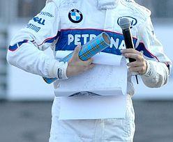Kubica rozmawia z szefem Ferrari!