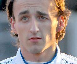 Kubica nie pojedzie w Ferrari!