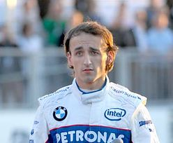 Kubica odchodzi z BMW!