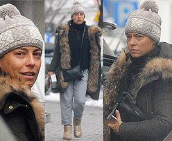 Anna Mucha bez makijażu i w dresie na zakupach (ZDJĘCIA)