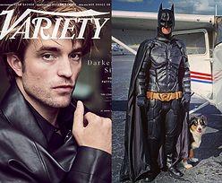 """Robert Pattinson o roli Batmana: """"Byłem kur**sko wściekły, kiedy te informacje wyciekły"""""""