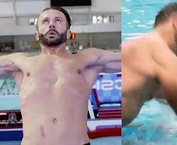 """Wściekły Cypryański po nieudanym skoku w """"Celebrity Splash""""!"""