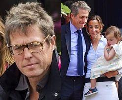 "Hugh Grant czule o swoich dzieciach: ""To aktorskie beztalencia"""