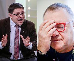"""Terlikowski odpowiada Owsiakowi: """"Mam wrażenie, że to u pana co nieco nie styka. Cała ekipa WOŚP WSPIERA CZARNE MARSZE!"""""""