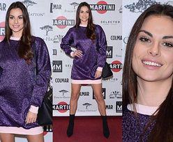 Nogi Miss Polonia walczą o popularność na ściance (ZDJĘCIA)