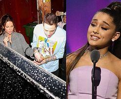 Ariana Grande skomentowała nowy związek byłego chłopaka!