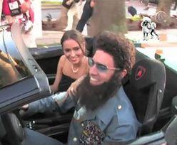 """""""Dyktator"""" przyjechał do Cannes! Lamborghini..."""