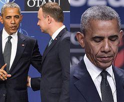 """Obama: """"Wyraziłem prezydentowi Dudzie zaniepokojenie związane z działaniami w zakresie Trybunału Konstytucyjnego"""""""