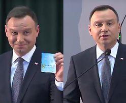 """Andrzej Duda: """"Chcę, by w przypadku śmierci pobrano ode mnie organy"""""""