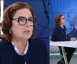 """Małgorzata Kidawa-Błońska: """"Anna Zalewska jest już w Brukseli"""""""