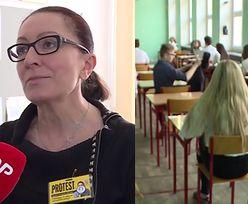 """Dyrektorka warszawskiej podstawówki o egzaminach ósmoklasistów: """"To odbije się na naszym zdrowiu"""""""