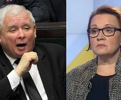 """Minister Zalewska broni Kaczyńskiego: """"Zaopiekujemy się kobietą i dzieckiem w przypadku ciąży zagrożonej!"""""""