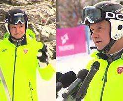 "Prezydent Duda na stoku: ""Zimą - narty, latem - rower!"""