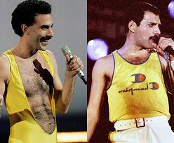 Sasha Baron Cohen jednak zagra Freddiego Mercury'ego!